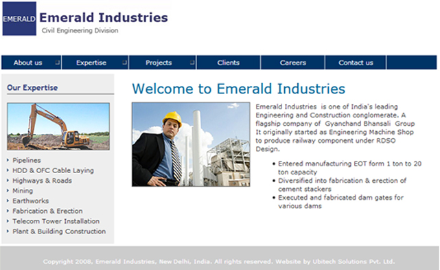 Emerald industries, New Delhi has got great benefits with our talent management system