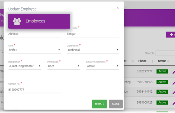 Automate entire payroll with time & attendance tracking app